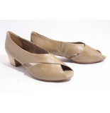 Everybody 30269 pumps taupe