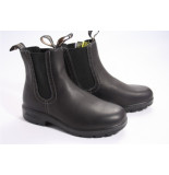 Blundstone 18 ladies black boots plat