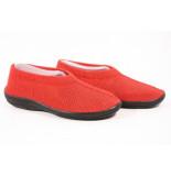Plumex 2250 gebreide schoenen rood