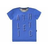 Tumble 'n Dry Shirt korte mouw maxwell blue blauw