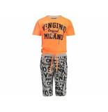 Vingino Pyjama webbe oranje