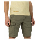 PME Legend Short cargo dusty olive groen