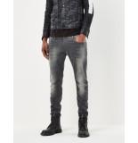 G-Star Jeans revend super slim light aged destroy grijs
