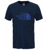 The North Face New peak tee ss blauw