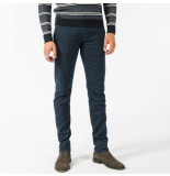 Cast Iron Ctr185106 5287 cope tapered jersey jogger blauw