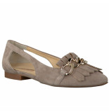 Paul Green Taupe ballerina