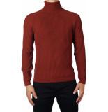 Antony Morato Rib col pullover bruin