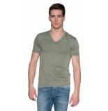 Drykorn Peco t-shirt met korte mouwen groen