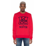Scotch & Soda Sweater rood