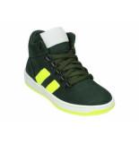 Freesby Sneaker halfhoog groen