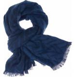 Antony Morato Sjaal blauw