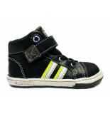 Shoesme Veterschoenen extreme flex zwart