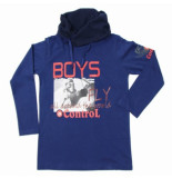 Boys in Control 505 denim shirt
