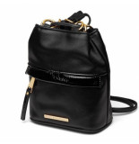 QUAY Australia Backpack black/gold zwart