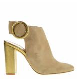 Evaluna Sandalen high heels beige