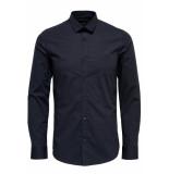 Only & Sons Onsalfredo ls shirt noos 22007080 dark navy blauw