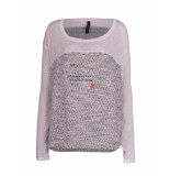 Follie di Garbo Sweaters 122772 ecru