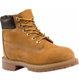 Timberland Junior 6-inch premium boots (36 t/m 40) / honing bruin geel