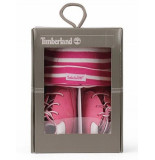 Timberland Baby boots 9680r roze