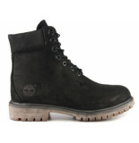 Timberland Heren 6-inch premium boots a114v zwart