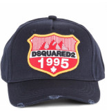 Dsquared2 2 pet blauw