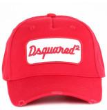 Dsquared2 2 pet rood
