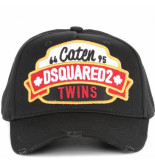 Dsquared2 2 pet zwart