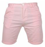 Soulstar Bermuda melton pastel licht roze