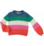 Geisha 84835-70 998 pull stripe multicolour