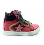 Mim-Pi 6705 hoge sneaker roze