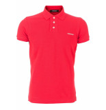 Dsquared2 Ismd10580 polo – rood