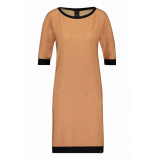 Penn & Ink S19n394lab 957/90 ny dress copper - black