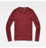 G-Star Korpaz l/s bordeaux