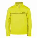 Chiemsee Sulphur lime kinder fleece skipully haroon groen