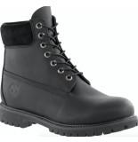 Timberland Heren 6inch leather premium boots 10054 zwart