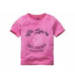 Jake Fischer Shirt korte mouw little s roze