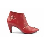 Janet & Janet Korte laarzen rood
