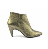 Janet & Janet Korte laarzen goud
