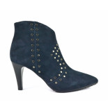 Di Lauro Korte laarzen blauw