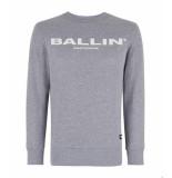 Ballin Amsterdam Sweater grijs
