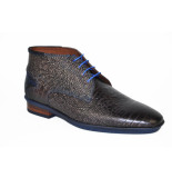 Floris van Bommel 10131/09 mooie boots croco bruin