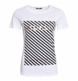 Guess W91i72 t-shirt - wit