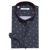 The BLUEPRINT Trendy overhemd met lange mouwen zwart