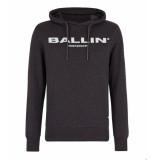 Ballin Amsterdam Original hoodie antra grijs