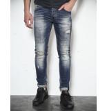 Chasin' Jeans ego slim blaidd blauw