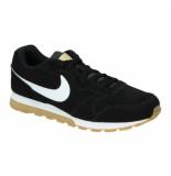 Nike Md runner 2 suede 041110 zwart