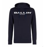 Ballin Amsterdam Hoody blauw