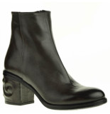 Kobra Shoes Enkellaarzen grijs