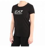 EA7 T-hirt zwart