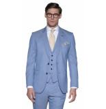 Dutch Dandies Kostuum 3-delig licht blauw
